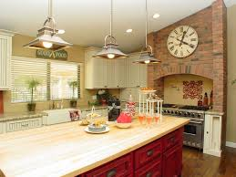 Potomac Valley Brick for a Transitional Kitchen with a Kitchen     Potomac Valley Brick for a Contemporary Kitchen with a Wood Flooring and Tri Lite Builders Kitchen