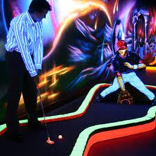 Indoor <b>Mini Golf</b> - Glow <b>Golf</b> | Main Event