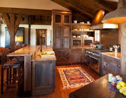 rustic farmhouse kitchens small kitchen designsrustic table
