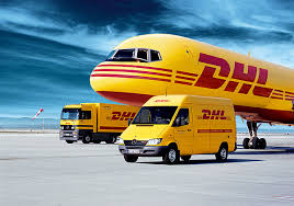 Image result for dhl logo
