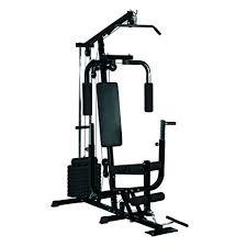 HOMCOM Multi Gym Workstation Home Workout Station <b>Toning</b> ...