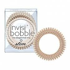 <b>INVISIBOBBLE Резинка-браслет для волос</b> / SLIM Bronze Me ...