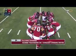 2016 NFC Championship Game Atlanta Falcons Vs Green Bay ...