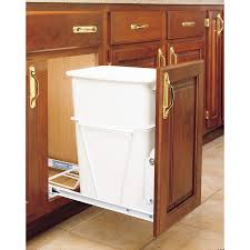 Kitchen Cabinet Slide Out Cabinet Kitchen Cabinet Trash Can Pull Out Examples Kitchen