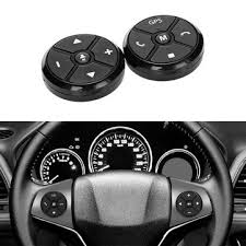 ten <b>button</b> car <b>steering wheel</b> smart remote <b>control button</b> radio dvd ...