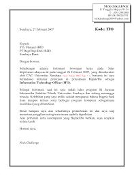 Resume Lamaran Kerja   PD Contoh Application Letter Hotel Dalam Bahasa Inggris   Cover Letter