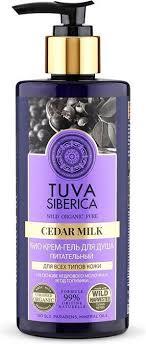 "Natura Siberica Tuva Био-<b>гель для душа</b> ""<b>Питательный</b>"", 300 мл ..."