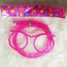Buy wondergirls Newest DIY Straw Children <b>Creative Cartoon Cute</b> ...