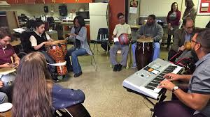 how music therapy is helping philly kids multiple disorders music therapy circle
