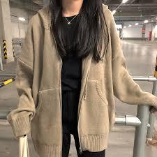 <b>womens sweaters</b> autumn 2019 winter tops harajuku <b>korean fashion</b> ...