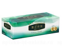 <b>ELLEAIR Lotion</b> Tissue <b>Салфетки</b> бумаж в коробке 2х сл с раст ...