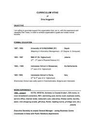 career qualifications list list of objectives for list of resume template list of objectives for a resume good objective list of list of objectives for