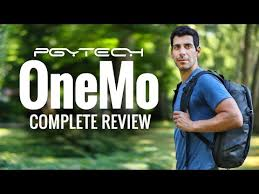 <b>PGYTECH OneMo Backpack</b> - The Only Camera Bag That You ...