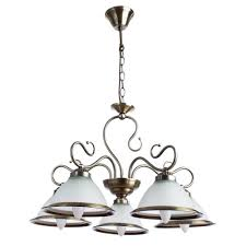 Подвесная <b>люстра Arte Lamp</b> Costanza <b>A6276LM</b>-<b>5AB</b> — купить в ...