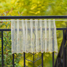 trend coffee kitchen curtains