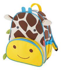 Купить рюкзак <b>детский</b> Skip Hop <b>Жираф</b> SH 210216, цены в ...