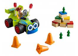 Купить <b>Конструктор Lego Toy</b> Story История игрушек 4 Вуди на ...