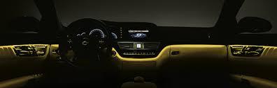 mb interior ambient interior lighting