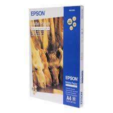 Бумага <b>EPSON Matte Paper</b>-<b>Heavyweight</b> A4 (50 листов) — купить ...