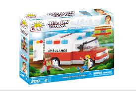 <b>Конструктор</b> Скорая Помощь <b>COBI Ambulance</b> v2 46114 ...