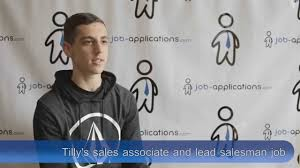 tilly s interview questions tips online