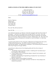 cover letter for email application cover letter in email how to email cover letter and resume