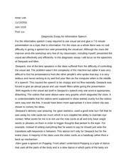 diagnostic essay sample  wwwgxartorg writing service how to write a diagnostic essay samples custom how to write a diagnostic essay
