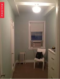 Small Narrow Bedroom Before Amp After A Small Narrow Bedroom Gets Everything It