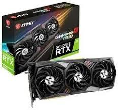 RTX 3080 Купить <b>видеокарту MSI GeForce RTX</b> 3080 GAMING X ...