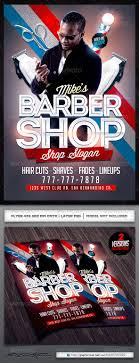 barbershop flyer template by industrykidz graphicriver barbershop flyer template corporate flyers