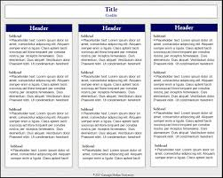 ices able poster templates poster templates vertical 2 column layout
