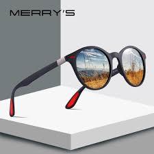 <b>Merry'S</b> Design Men <b>Women</b> Classic Retro <b>Rivet</b> Polarized ...