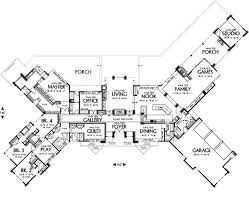 cool x shaped floor plan floor plans pinterest house, game One Story House Plans With Mother In Law Quarters cool x shaped floor plan one story Detached Mother in Law Plans