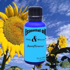 <b>Vicky&winson</b> Sunflower <b>aromatherapy</b> essential oils 30ml based ...