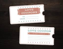 sexy love coupons valentine s day printable love coupon booklet microsoft word template