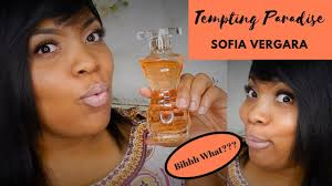 <b>Tempting Paradise Sofia Vergara</b> Perfume Review - YouTube