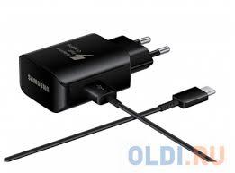 Сетевое <b>зарядное устройство Samsung EP-TA300CBEGRU</b> 2.1A ...