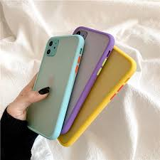 <b>Mint Hybrid Simple Matte</b> Bumper Phone Case | iPhone 11/Pro/Max ...