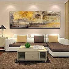 QIAISHI <b>100</b>% <b>handpainted</b> oil on <b>Canvas Painting</b> Modern Abstract ...