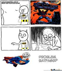 Batman & Superman by aroc11 - Meme Center via Relatably.com