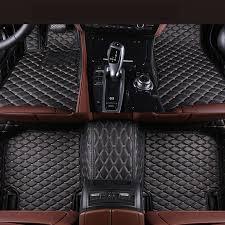 <b>Кожаные коврики</b> для BMW x5 f15,Экочехлы
