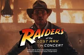 Raiders of the <b>Lost Ark</b> | Oklahoma City Philharmonic
