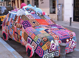Image result for international yarn bombing day 2016