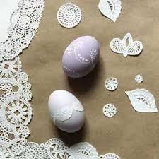 Resultado de imaxes para huevos de pascua pintados