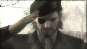 <b>Metal Gear Solid 3</b>: Snake Eater HD Cutscenes - Ending - YouTube