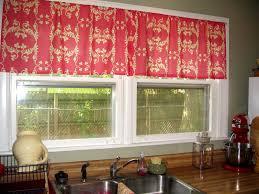 kitchen curtains valances house design