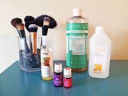 makeup kate inspired 39 s homemade brush cleaner