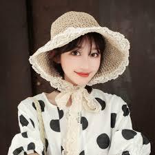 <b>MAERSHEI 2019 Summer</b> Hats For <b>Women</b> Straw Sun Hat Lady ...