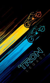 Tron Legacy poster. The movie sucked (but had a <b>good</b> soundtrack ...