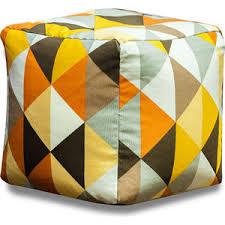 <b>Пуф Bean-bag Кубик</b> - янтарь купить в интернет-магазине по ...